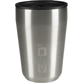 360° degrees Vacuum Travel Mug Regular 355ml, argent